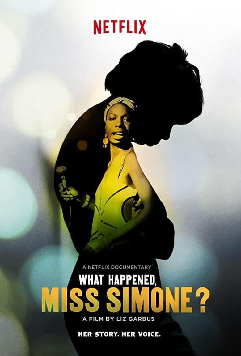 What Happened, Miss Simone? Poster