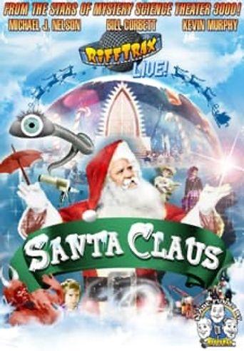 RiffTrax Live: Santa Claus Poster