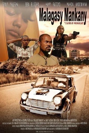 Legends of Madagascar Poster