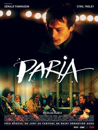 Paria Poster