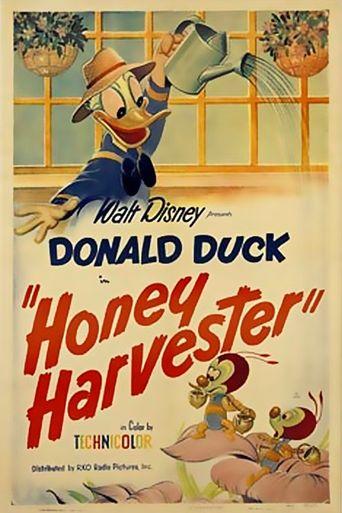 Honey Harvester Poster