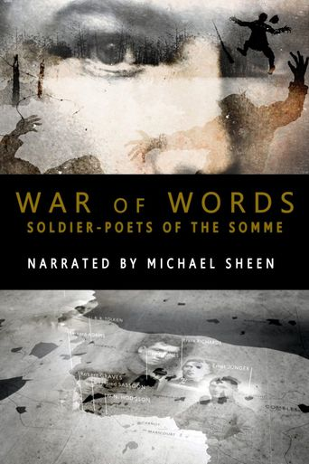 War of Words: Soldier-Poets of the Somme Poster