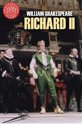 Richard II: Live From the Globe Poster