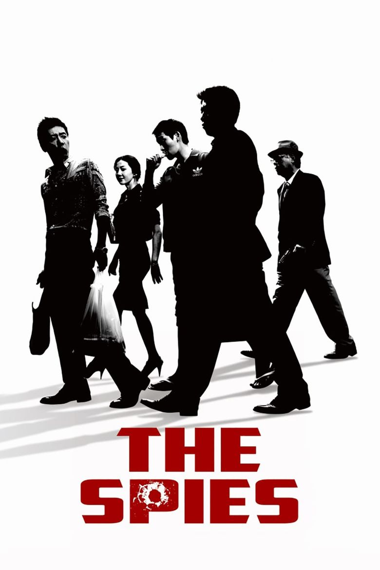 The Spies Poster