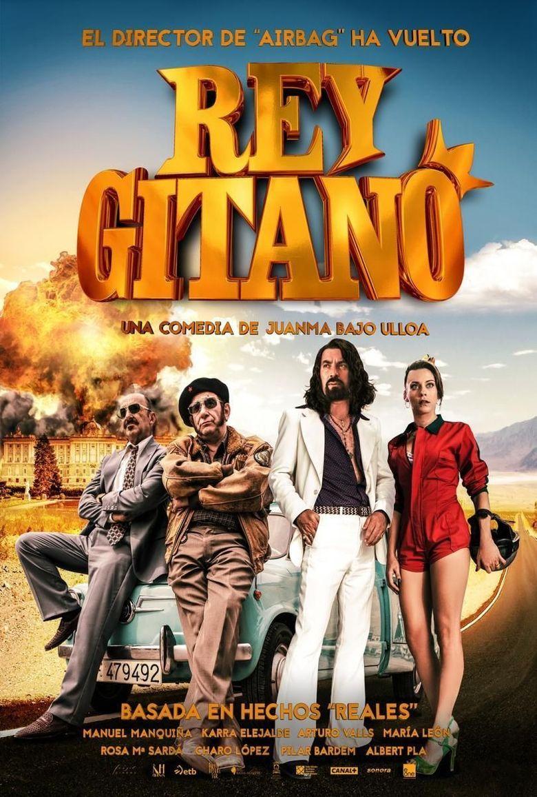 Rey Gitano Poster