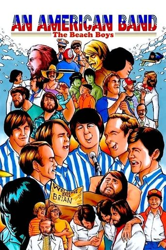 The Beach Boys: An American Band Poster
