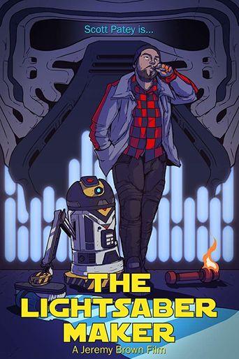The Lightsaber Maker Poster