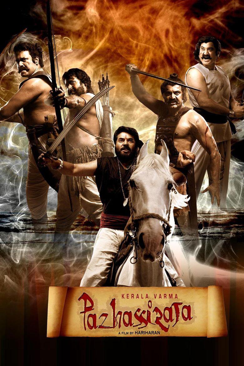Kerala Varma Pazhassi Raja Poster