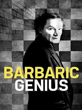 Barbaric Genius Poster