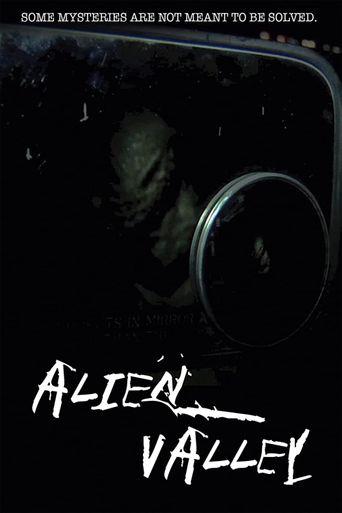 Alien Valley Poster