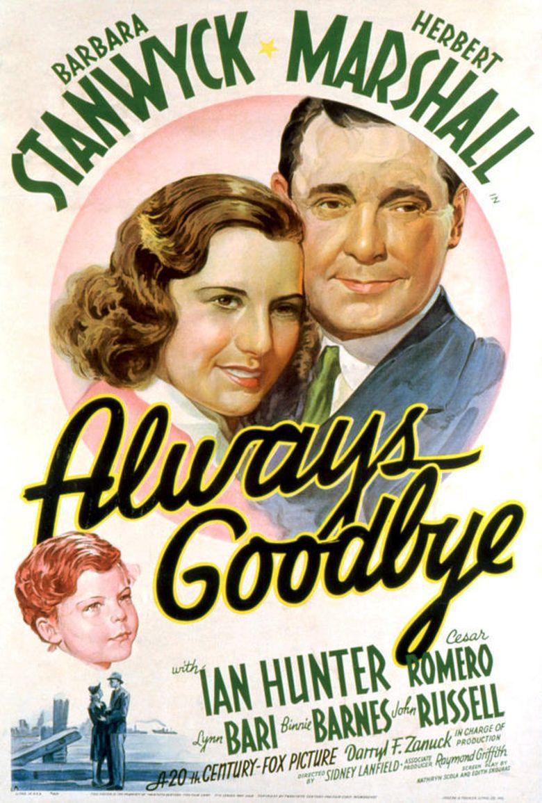 Always Goodbye Poster