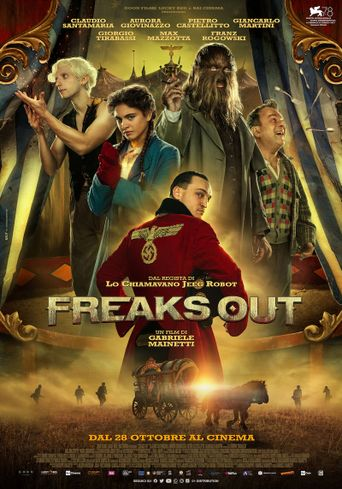 Freaks Out Poster