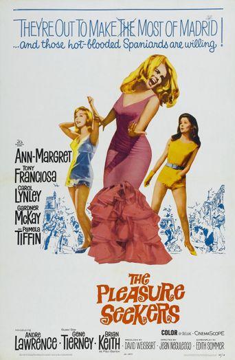 The Pleasure Seekers Poster