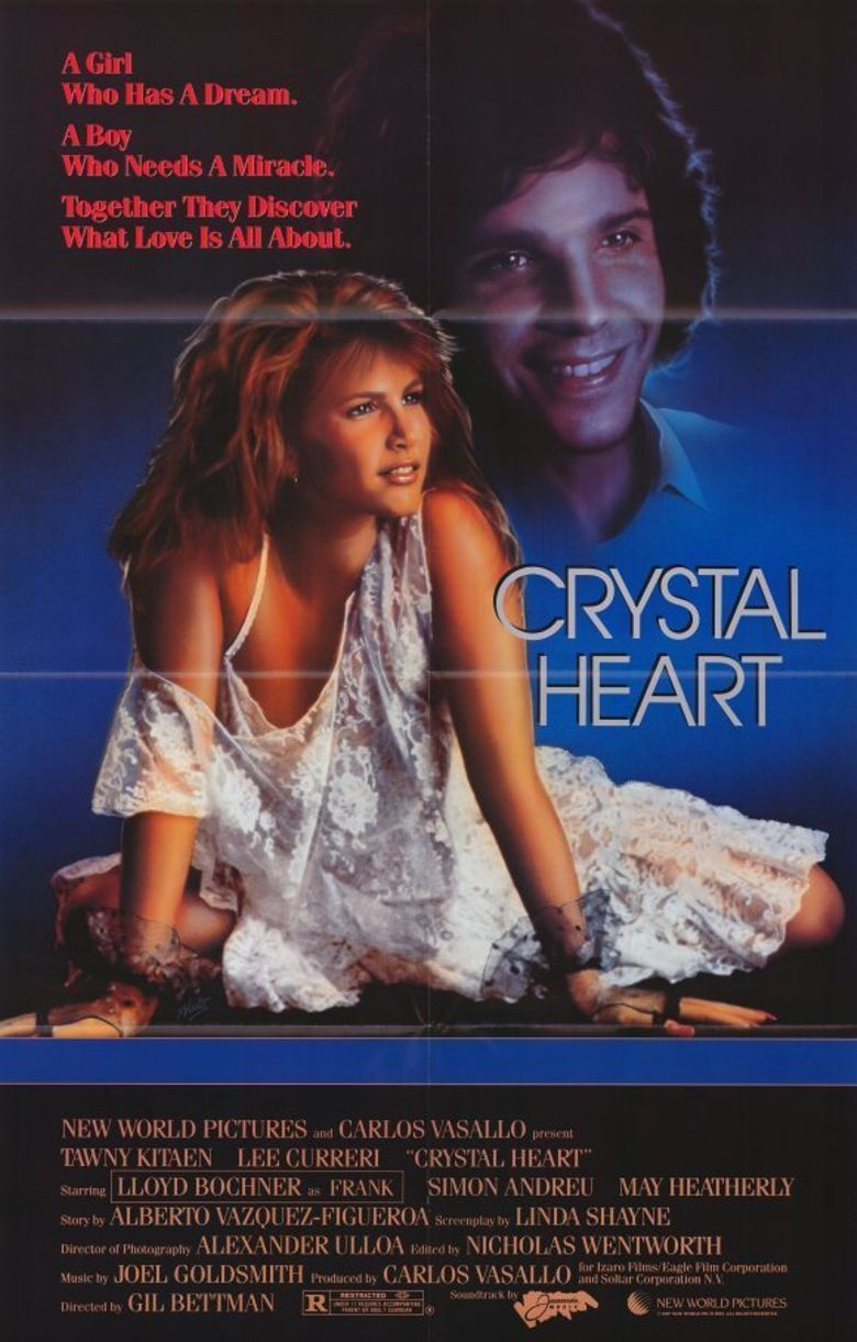 Crystal Heart Poster