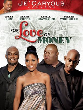 For Love or Money Poster