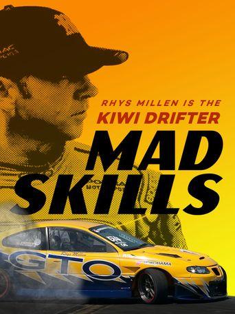 Mad Skills: Rhys Millen Is the Kiwi Drifter Poster
