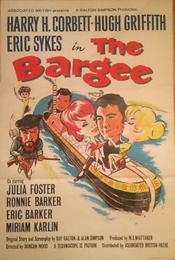 The Bargee Poster