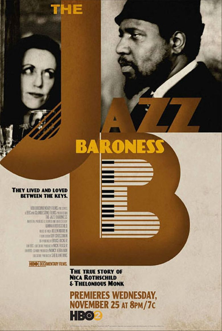 The Jazz Baroness Poster