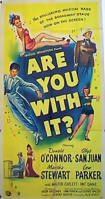 Are You with It? Poster