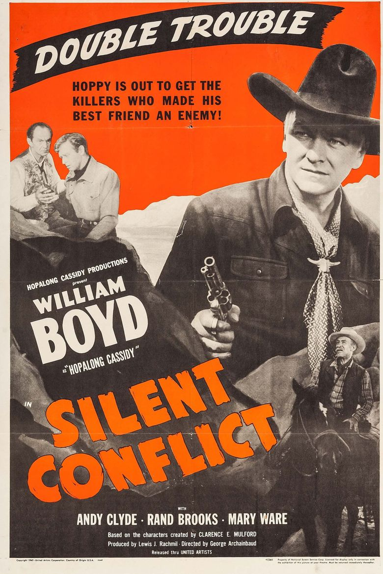 Silent Conflict Poster