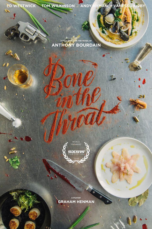 Bone in the Throat Poster