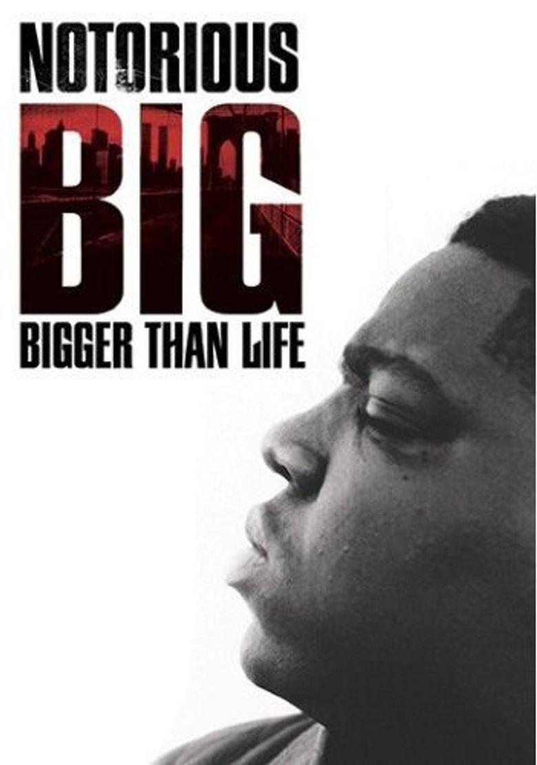 Notorious B.I.G.: Bigger Than Life Poster