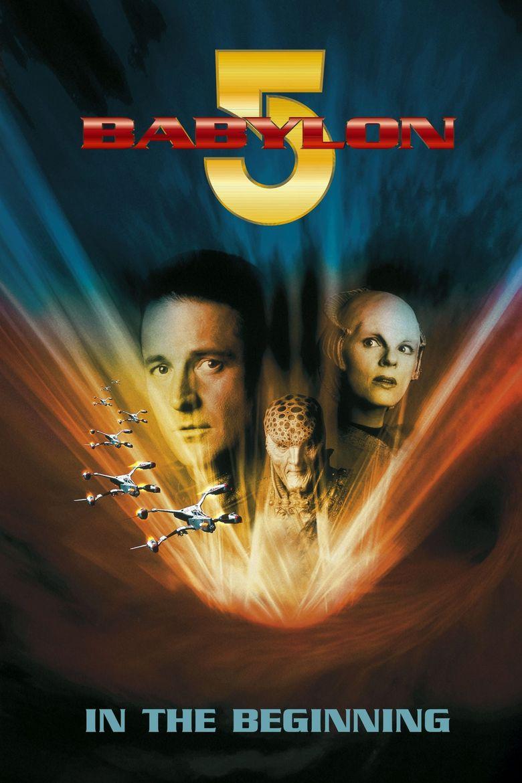 Babylon 5: In the Beginning Poster