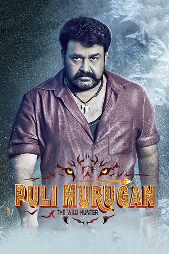 Pulimurugan Poster