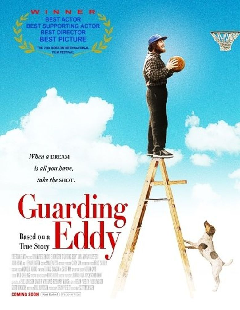 Guarding Eddy Poster