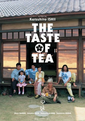 The Taste of Tea Poster