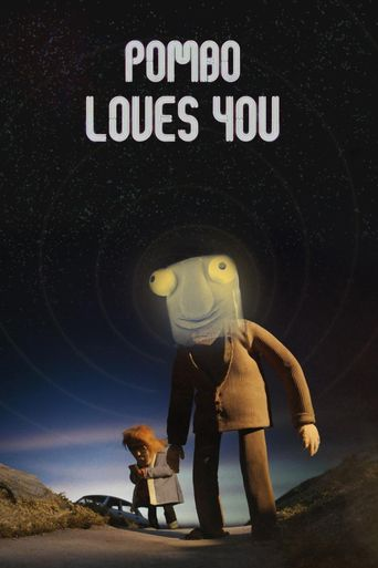 Pombo Loves You Poster