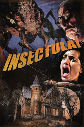 Insectula Poster