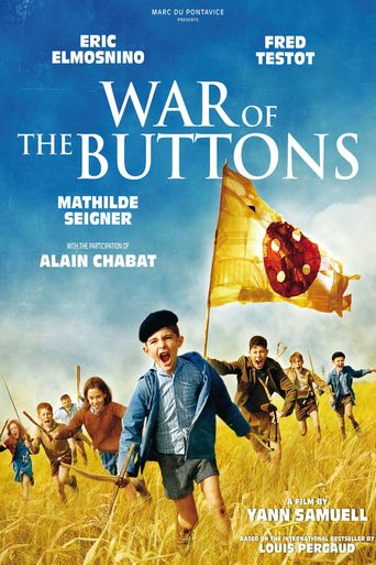 HOUBA! On the Trail of the Marsupilami Poster