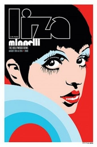 Liza in London Poster