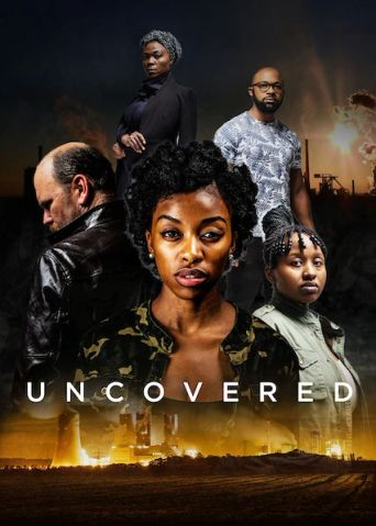 Uncovered Poster