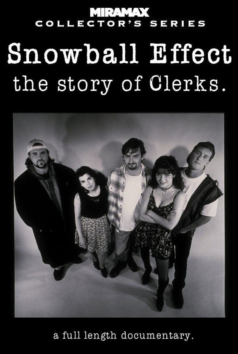 Snowball Effect: The Story of Clerks Poster