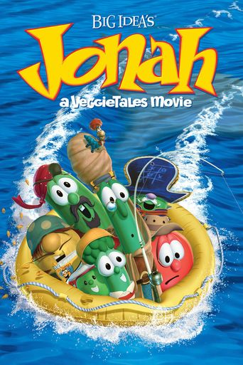 Jonah: A VeggieTales Movie Poster
