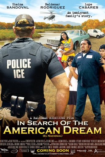 In Search of the American Dream Poster