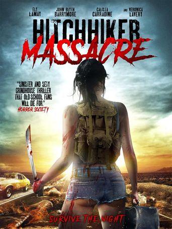 Hitchhiker Massacre Poster