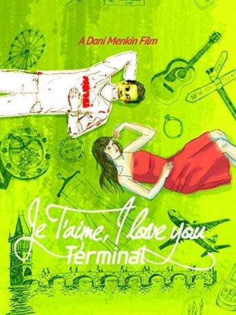 Je T'aime, I Love You Terminal Poster