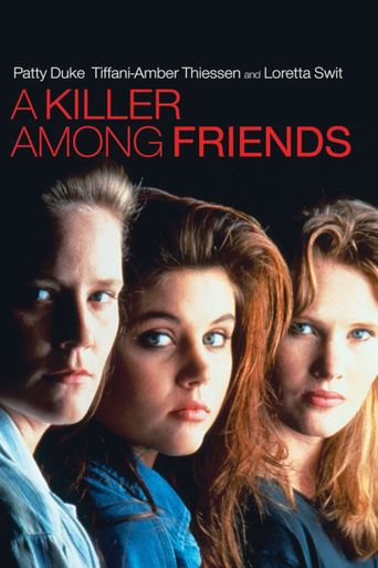 A Killer Among Friends Poster