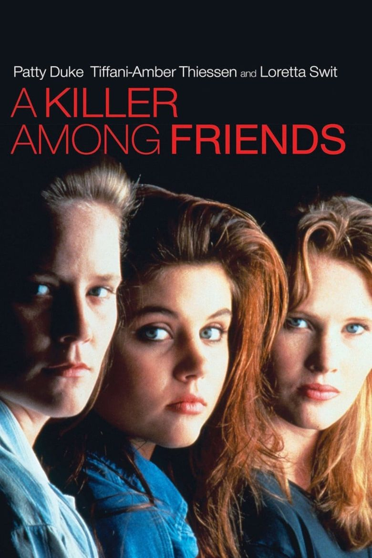 A Killer Among Friends Poster