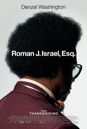 Watch Roman J. Israel, Esq.