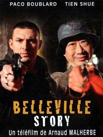 Belleville Story Poster