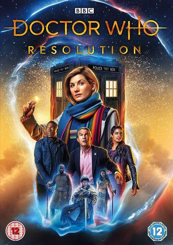 Doctor Who - Resolution Poster