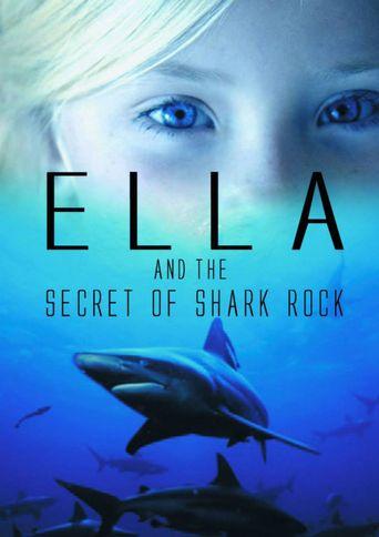 Ella and the secret of Shark Rock Poster