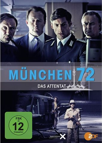 München '72 - Das Attentat Poster
