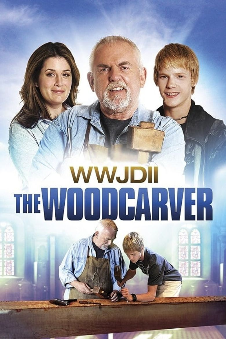WWJD II: The Woodcarver Poster