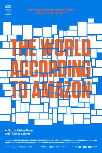 The World According to Amazon Poster