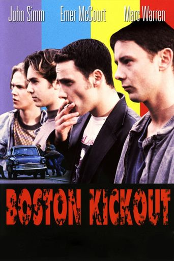 Boston Kickout Poster